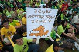 Lynas has insisted the new plant is safe, and any radioactive waste it will produce would not be harmful to human health