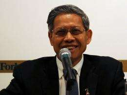 Malaysia Trade Minister Mustapa Mohamed