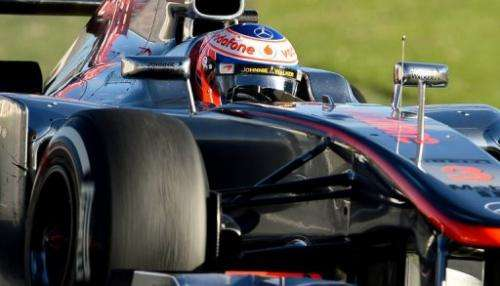 McLaren has agreed to supply engines, transmissions and electronics for electric racing cars
