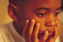 Mental health care disparities persist for black and latino children