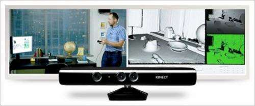 Microsoft to add Kinect Fusion to Kinect for Windows SDK