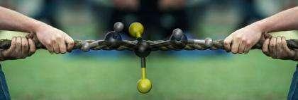'Molecular levers' may make materials better