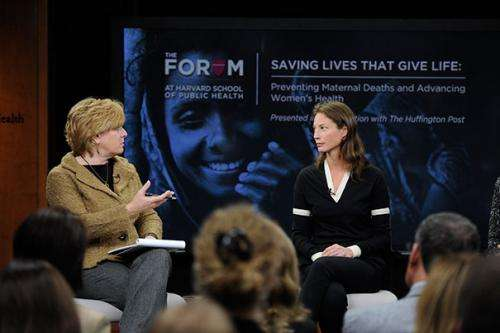 Mothers in peril: Urgency, frustration in discussion of maternal mortality