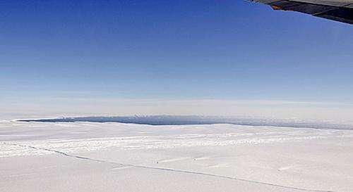 NASA Aircraft to Trek Globe in 2012 for Earth Studies