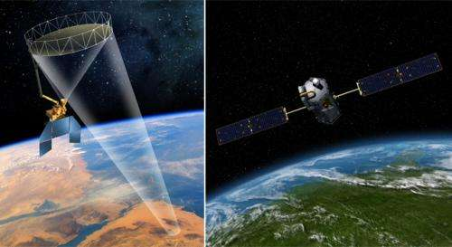 NASA selects launch contractor for three missions