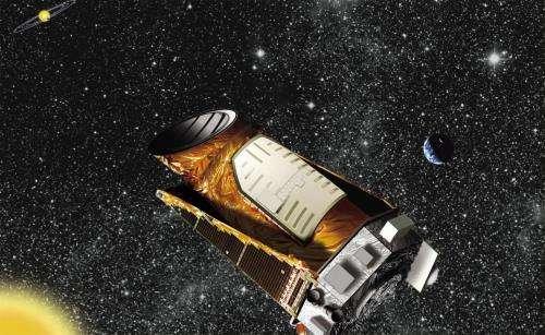 NASA's Kepler wraps prime mission, begins extension