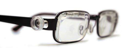 New eyeglasses allow you to adjust prescription yourself