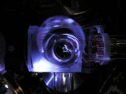 New 'pendulum' for the ytterbium clock