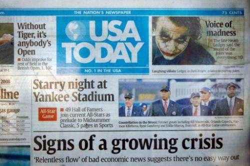 Newspaper probing Pentagon alleges online harassment
