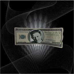 Quantum mechanics could make money, credit cards, and tickets immune to fraud
