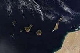 Oceanic islands preferred thin crust