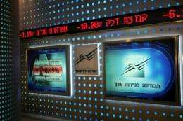 Only the website, and not the trading systems at the stock exchange were affected