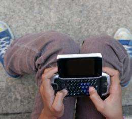 Penalties for sexting and cyber bullying too harsh, young people say