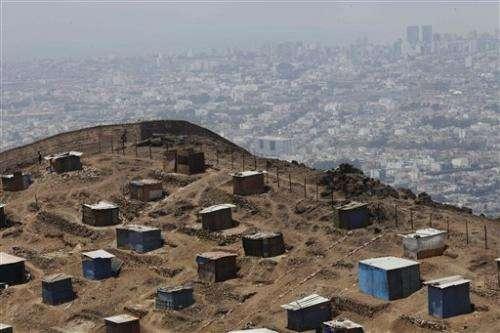 Peru's capital highly vulnerable to major quake