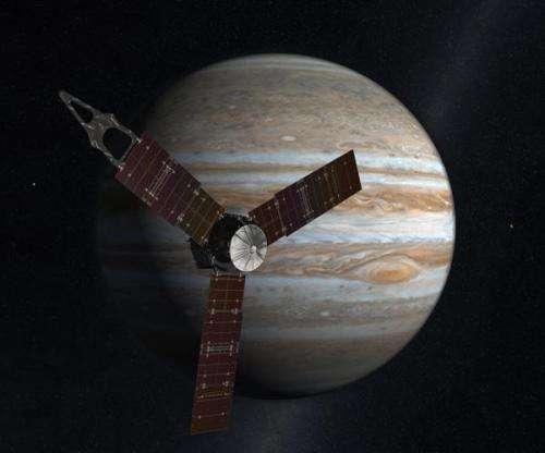 NASA's Juno Spacecraft refines its path to Jupiter