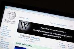 Popular online knowledge trove Wikipedia is back online
