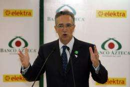 Ricardo Salinas, who wanted to link his Mexican telecoms and media business with the Televisa group