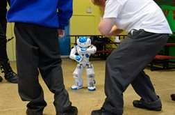 Robots being used as classroom buddies for children with autism