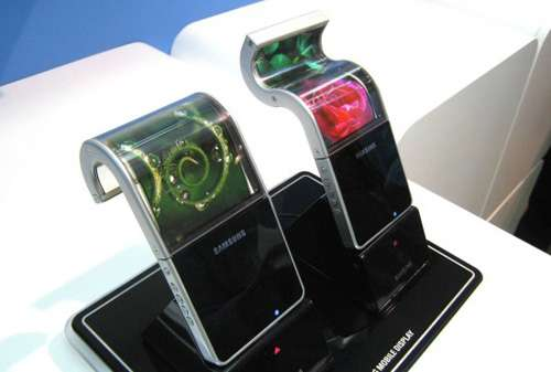 Samsung readies first batch of super-thin AMOLED displays