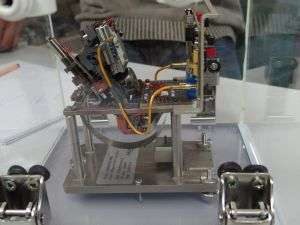 Seismometer Tested for Use on the Moon and Mars
