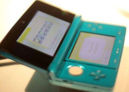 Some analysts say the rise of smartphones and tablets is threatening to crowd out handheld consoles like Nintendo's 3DS