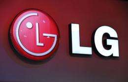 South Korea's LG Display has filed a patent infringement suit against Samsung Electronics