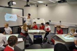 Star Trek Classroom: The next generation of school desks