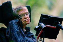 Stephen Hawking to turn 70, defying disease (AP)