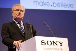 Stringer became chairman and chief executive in 2005 as the first foreign chief at Sony