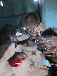 Study finds emissions from widely used cookstoves vary with use