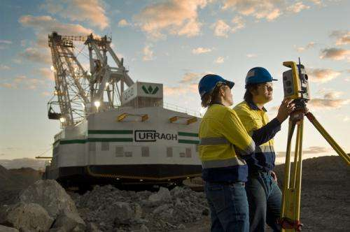Study: Mine workers and their families suffer the toll of shift work