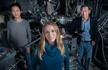 Surprising competition found in high-temperature superconductors
