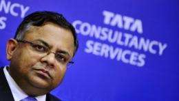 TCS chief executive N. Chandrasekaran said demand recovery was seen across the banking, retail and manufacturing sectors