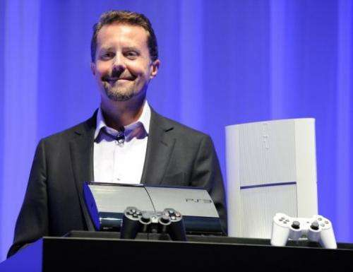 The 500-gigabyte PS3 will be released in Europe on Friday with a price tag of 299 euros ($386)