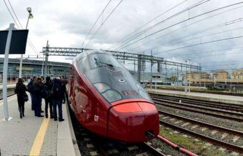 The boss of Ferrari heads new rail operator NTV