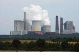 The Frimmersdorf power station