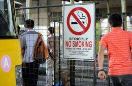 The Philippines is seeking alternative uses for the tobacco crop in the face of the global anti-smoking campaign