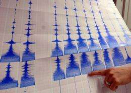 There were no reports of damage or casualties following the quake