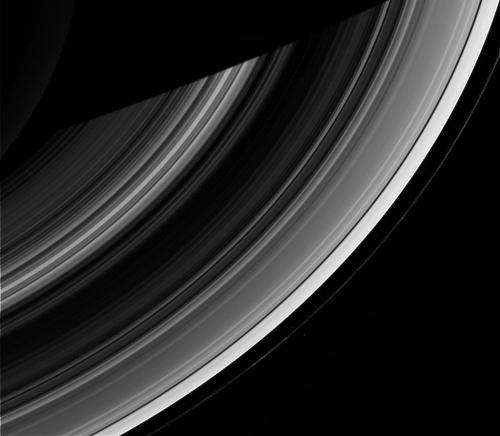 The Rings on the Planet Go 'Round and 'Round…