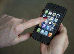 Trade Commission says iPhone infringes Motorola patent