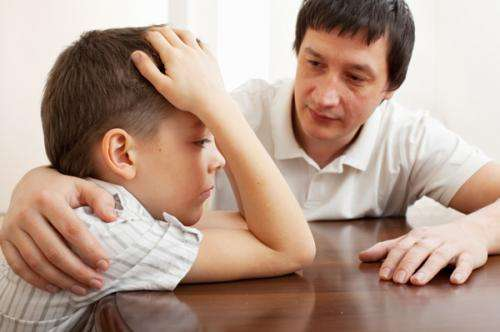 Image result for parent giving advice to a child