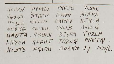 UK codebreakers stumped by WWII pigeon message