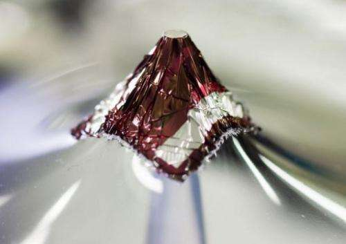 Ultra-thin solar cells that are flexible enough to be wrapped around a single human hair