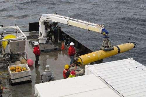 Underwater robots smart enough to explore treacherous deep-ocean terrain