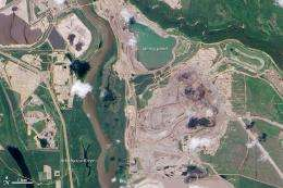 University team says Canadian oil sands mining plans don't include damage to peatlands