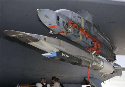 Unmanned US military hypersonic craft fails
