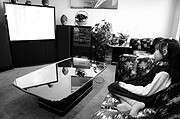 U.S. children exposed to about four hours background TV a day