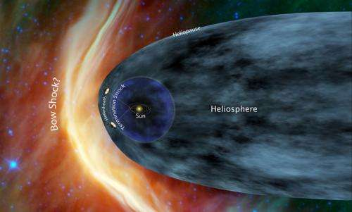 Voyager 1 is leaving the solar system, but the journey continues