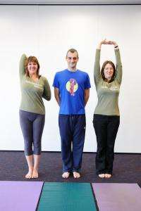 yoga a costeffective treatment for back pain sufferers