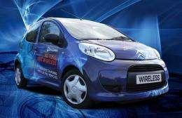 Qualcomm Halo Wireless Electric Vehicle Charging